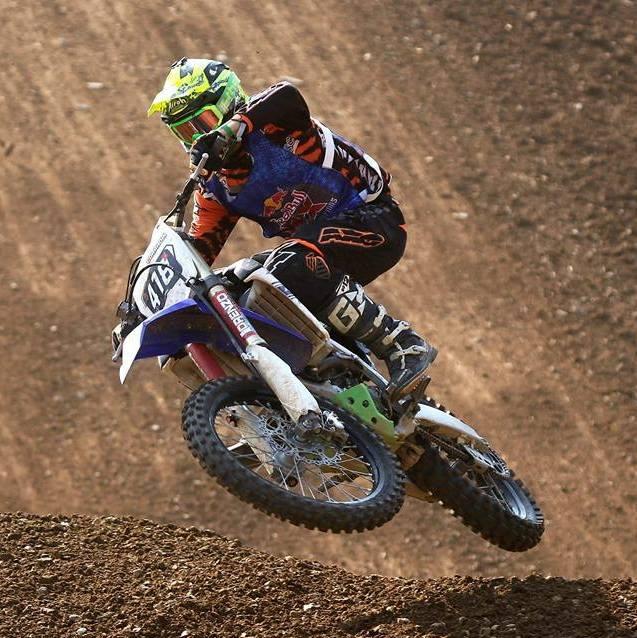 Nicola Corradino Campione Italiano Motocross