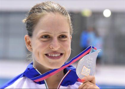 Noemi Batki - Atleta Italiana